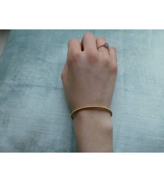 goude goudkleurige armband