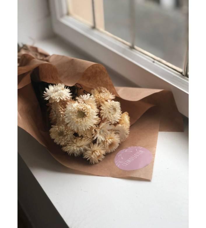 Losse Helychrysum bussel 1 soort